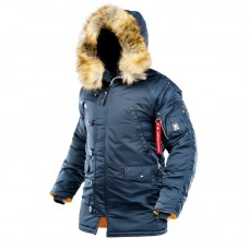 Куртка аляска Airboss Winter Parka Thinsulate